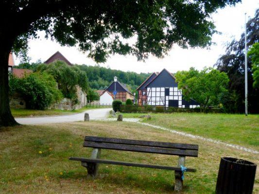 Forschungsbesuch in Hahausen